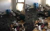 จนท.บุกช่วยเหลือสุนัขและแมว หลังพบอยู่ในอพาร์ทเม้นท์สกปรก