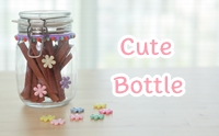 D.I.Y Cute Bottle เปลี่ยนขวดโหลเก่าให้สารพัดประโยชน์