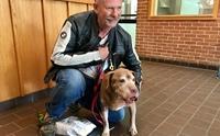 เจ้าของเสียชีวิตกระทันหันทำให้สุนัขวัย 18 ปีต้องโดดเดี่ยว แต่วันนี้มันมีชีวิตใหม่แล้ว !!