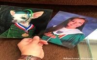 สุดฮา! เมื่อรูปของคนในครอบครัวถูกสับเปลี่ยนกับรูปน้องหมาโดยไม่มีใครสังเกต