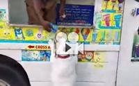พี่ ๆ ขอไอศกรีมแท่งนึง !!