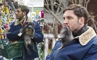 อบอุ่นละลายใจ! Tom Hardy พระเอกชื่อดังกับน้องหมาในมุมสุดน่ารัก