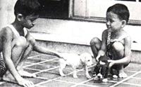 4 สุนัขทรงเลี้ยงในหลวงรัชกาลที่ 9 ที่คนไทยไม่ค่อยรู้จัก