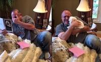 เมื่อพ่อต้องสูญเสียสุนัขที่รักไป ลูกสาวเลยทำแบบนี้เพื่อให้พ่อกลับมายิ้มได้อีกครั้ง !