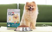 ดูแลเพื่อนผู้ซื่อสัตย์ให้ดีที่สุดด้วยอาหารสุนัข Great titan