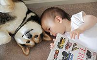 How to 4 Step เลี้ยงน้องหมากับลูกน้อยยังไงให้มีความสุขสุดๆ !!!
