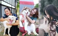 รวมภาพประทับใจของเหล่าแม่ ๆ กับลูกรัก 4 ขาน้องหมาสุดเลิฟ