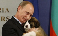 5 ผู้นำคนดังกับน้องหมาตัวโปรดของเขา