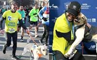 3 ลาบราดอร์ฯ นำทางหนุ่มตาบอดวิ่งมาราธอนสำเร็จเป็นคนแรกในสหรัฐฯ!