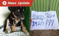 สาวเดือด แฉเพื่อนบ้านรำคาญเสียงลูกหมา บุกเขียนจดหมายด่าถึงในบ้าน!!