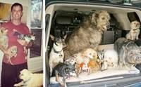 หนุ่มไปศูนย์พักพิงฯ ขอรับเลี้ยงหมาที่ไม่มีใครต้องการ 10 ตัว!