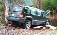 หนุ่มเล่านาทีตูบของครอบครัว ช่วยชีวิตจากอุบัติเหตุรถไถลชนต้นไม้ !