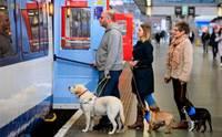 เจ๋ง! รถไฟอังกฤษเตรียมแผนให้เจ้าของและสุนัขเดินทางได้ง่ายขึ้น