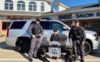 9 ขวบเจ๋ง! ตั้งกองทุนช่วยซื้อเสื้อกันกระสุนให้สุนัขตำรวจทั่วสหรัฐฯ