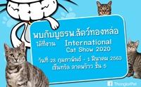 �รพส.ทองหล่อ� ชวนทาสแมว ร่วมกิจกรรมพิเศษในงาน International Cat Show 2020