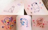 5 Tattoo Studio สักลายน้องหมา - น้องแมว สไตล์ไม่ซ้ำใคร!