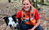 ตูบฮีโรตามหาคนหาย หลังเพิ่งรับเป็นสุนัขกู้ภัยแค่ไม่กี่ชั่วโมง!